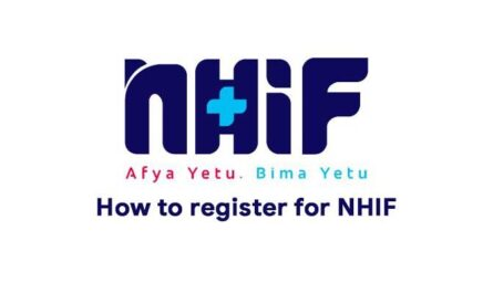 How to check your NHIF (National Hospital Insurance Fund) status