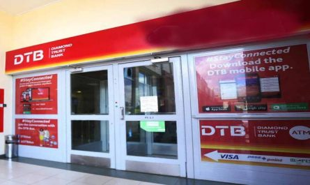 How to transfer money from Diamond Trust Bank account to M-Pesa account