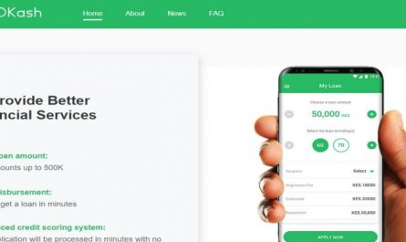 Okash Loan Application, App, Interests, PayBill Number, Terms and Conditions Contacts