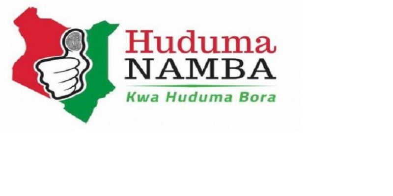 How to Get or Check Your Huduma Number Card