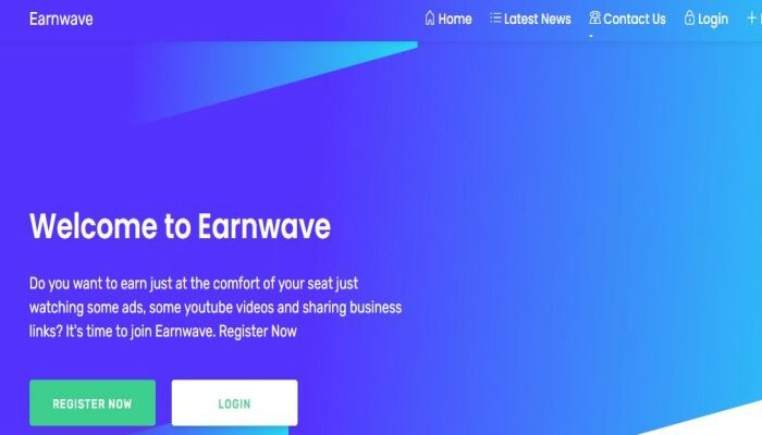 Earnwave guide. How to earn from Earnwave