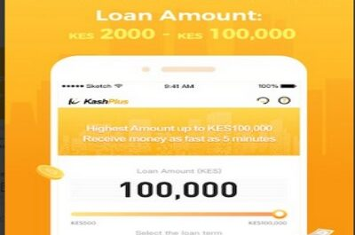KashPlus Loan Application, PayBill Number, App, Repayment, Interest and Contacts