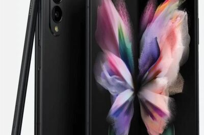Samsung Galaxy Z Fold 3 Specifications, Review, and Price in Kenya