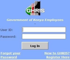 GHRIS Online Payslips Guide and Registration