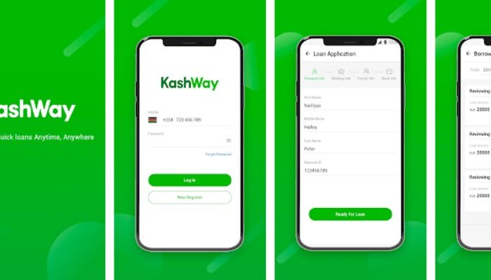 KashWay Loan App, App Download, Paybill Number, Repayment, Interest Rate, Terms, Customer Care Contacts