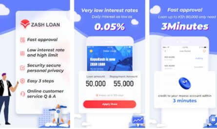Zash Loan App, Application Download, Paybill Number, Repayment, Interest Rate, Terms, Customer Care Contacts